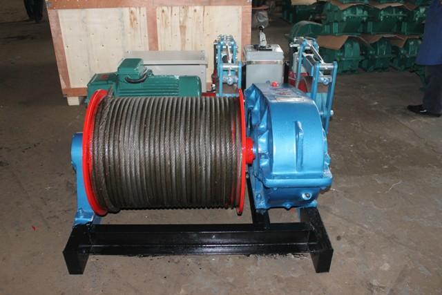 tời điện chuyên dùng tgktrans