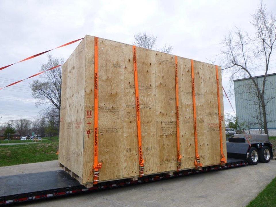 vận chuyển hàng quá tải